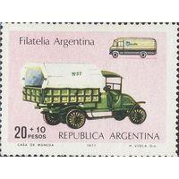 Автомобили Аргентина грузовик  1977 **