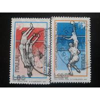 Италия 1978 волейбол полная серия