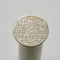 3 гроша 1622  М. Д. Краков Сигизмунд III Ваза