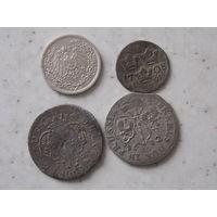 Сборка сереб. монет