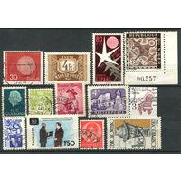 Марки разных стран - 13 марок - гашёные (Лот 3В). Старт с 1 копейки! Без минималки!