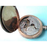 Старинные  часы  SETH  THOMAS