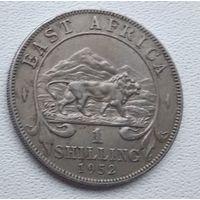 Британская Восточная Африка 1 шиллинг, 1952  6-6-18