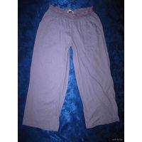 Уютные пижамные штаны/бриджи, широкие, с кармашками!