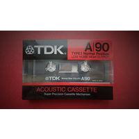 АУДИОКАССЕТА НОВАЯ  TDK, выпускалась в 1986-87гг., чистый Japan,  цена в СССР - 9руб. ВОЗМОЖЕН ОБМЕН на другие аудиокассеты.