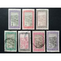 Франция.  колонии Франции.Мадагаскар 1908-22 \235\