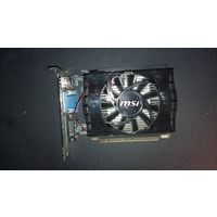 Видеокарта MSI GeForce GT 730 2GB DDR3 (N730-2GD3)