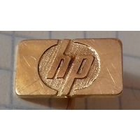 "Редкий корпоративный значок ""Hewlett Packard"""