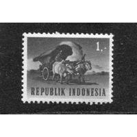 Индонезия. Повозка