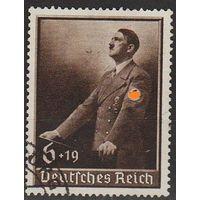 1939 - Рейх - День труда Mi.694 _ 6,50 EU