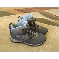 Ботинки-кроссовки на меху р. 37-38