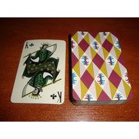 Игральные карты Thomas De La Rue & Co, 1957 г.