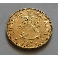20 пенни, Финляндия 1976 г.
