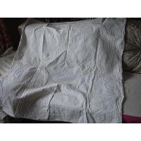 Детский пододеяльник СССР 115см х 118 см белый