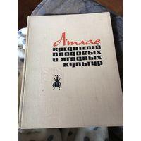 Атлас вредителей плодовых и ягодных культур Савковский 1969 г 216 стр