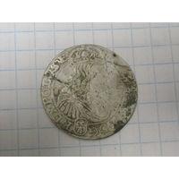 6 грошей 1667 год