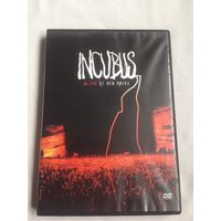 РАСПРОДАЖА DVD! INCUBUS - ALIVE AT RED ROCKS