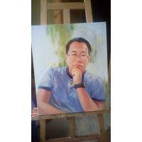 Картины , портреты маслом на заказ