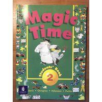 Magic Time 2 workbook students book