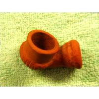 Глиняная курительная трубка
