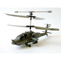 Вертолёт радиоуправляемый военный