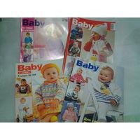 Журналы. Вязание для детей.