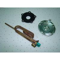 ТЭН 2000 Вт для водонагревателя ARISTON (Аристон). (ТЭН+фланец+уплотнитель). Нагревательный элемент   Сделано в Италии./ 2 кВт / 2,0 кВт При покупке двух лотов, скидка на второй по цене лот 50%.