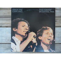 Simon and Garfunkel - The concert in Central Park - Warner Bros., USA - 2 LP
