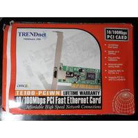 Модуль TE100-PCIWN 10/100Mbps PCI Fast Ethernet Card