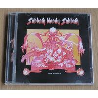Black Sabbath - Sabbath Bloody Sabbath (1973, Audio CD, ремастер 1996 года)