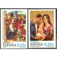 Испания 2002 Рождество - Религия Живопись MNH** (И)