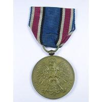 Польша. Медаль За войну 1918-1921г.
