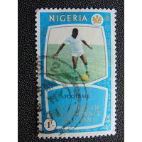 Нигерия 1970 г. Спорт.