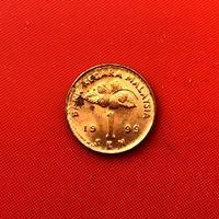 58-23 Малайзия, 1 сен 1999 г. Единственное предложение монеты данного года на АУ