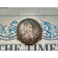Монета РИ, 1 рубль 1796.