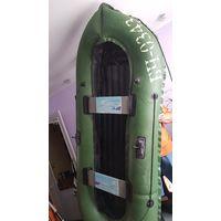 Лодка резиновая надувная Иволга-2