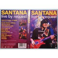 SANTANA и другие, DVD ( 9 дисков )