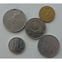 Набор монет 1