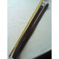 Ремень брючный кожанный ш 27,5 мм