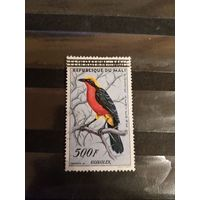1960 Мали фауна птица дорогая концовка ( 3-14)
