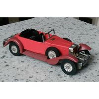Ретро игрушка Модель авто СССР