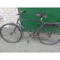 Антикварный(уже ) велосипед,На полном ходу,2-выпуск Минского завода
