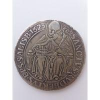 Монета талер архиепископа Зальцбург 1623 года