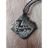 Официальный тотем, кулон, медальон к мультфильму Лови Волну (2007)_2