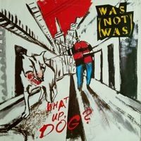 Was ( Not Was) /What Up,Dog?/1988, Fontana,Germany, LP, NM