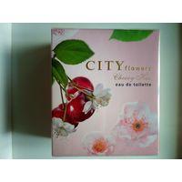 Туалетная вода City Flower Cherry Kiss