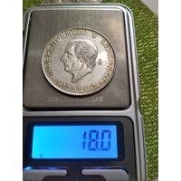 Мексика 5 песо 1956 г