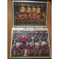 Фото Сборные Финальный матч Чемпионат Европы 1992
