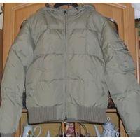 Куртка зимняя, р-р 44-46, как новая