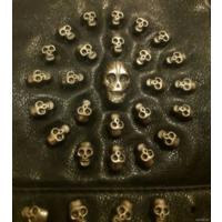 """Заклёпки """"черепушки""""."""